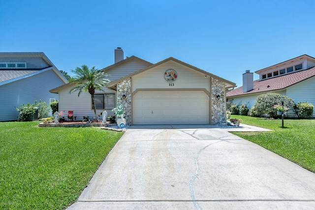 113 Skimmer Way, Daytona Beach, FL 32119 (MLS #1070497) :: Florida Life Real Estate Group