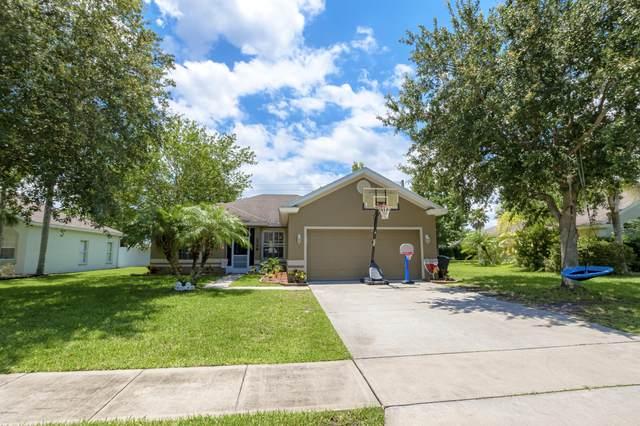 1708 Southern Belle Lane, Port Orange, FL 32128 (MLS #1070709) :: Florida Life Real Estate Group