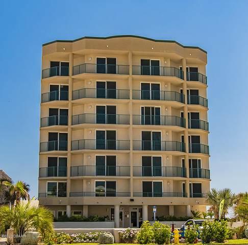 3797 S Atlantic Avenue #402, Daytona Beach Shores, FL 32118 (MLS #1070929) :: Memory Hopkins Real Estate