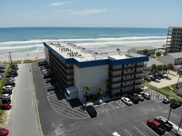 4201 S Atlantic Avenue #305, New Smyrna Beach, FL 32169 (MLS #1071355) :: Memory Hopkins Real Estate