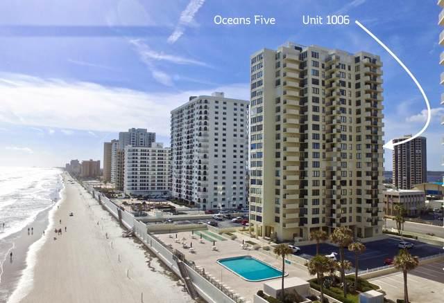 2987 S Atlantic Avenue #1006, Daytona Beach Shores, FL 32118 (MLS #1071359) :: Florida Life Real Estate Group