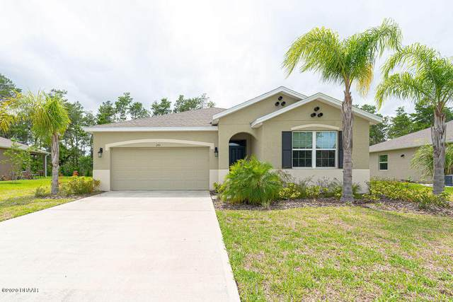 242 River Vale Lane, Ormond Beach, FL 32174 (MLS #1071666) :: Memory Hopkins Real Estate