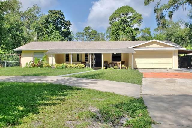 746 Laverna Drive, Daytona Beach, FL 32117 (MLS #1072101) :: Florida Life Real Estate Group