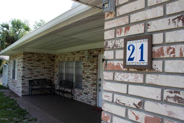 21 E Bayshore Drive, Port Orange, FL 32127 (MLS #1072747) :: Memory Hopkins Real Estate