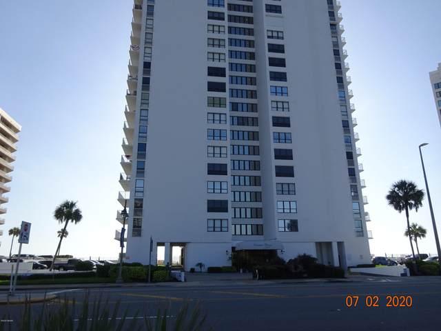 3043 S Atlantic Avenue #206, Daytona Beach Shores, FL 32118 (MLS #1072887) :: Memory Hopkins Real Estate