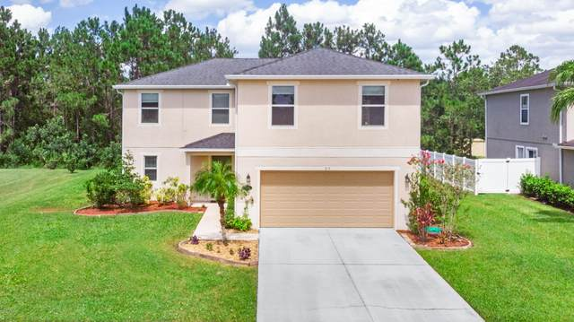 313 Bayberry Lakes Boulevard, Daytona Beach, FL 32124 (MLS #1073196) :: Memory Hopkins Real Estate