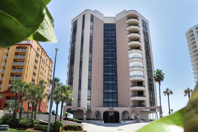 2917 S Atlantic Avenue #1203, Daytona Beach Shores, FL 32118 (MLS #1073215) :: Cook Group Luxury Real Estate