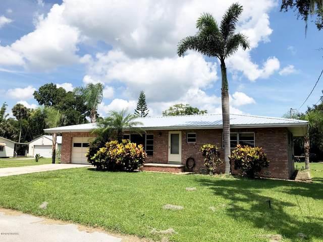 1111 Wickersham Road, New Smyrna Beach, FL 32168 (MLS #1074166) :: Memory Hopkins Real Estate