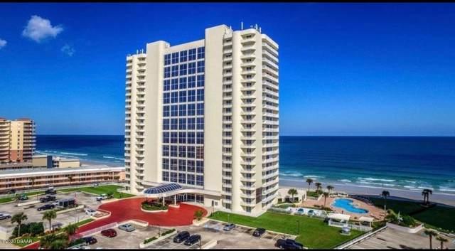 2545 S Atlantic Avenue #1602, Daytona Beach Shores, FL 32118 (MLS #1074261) :: Cook Group Luxury Real Estate