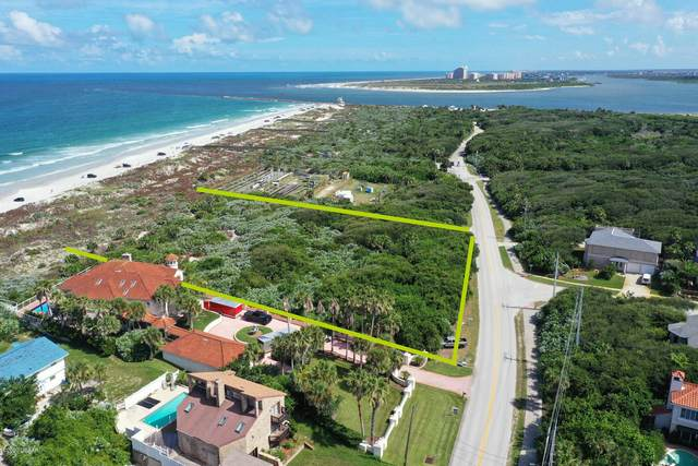 4915 S Atlantic Avenue, Ponce Inlet, FL 32127 (MLS #1074359) :: Cook Group Luxury Real Estate