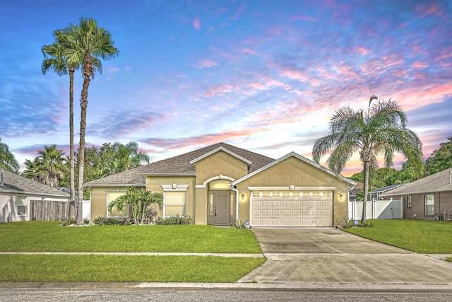 1487 Surrey Park Drive, Port Orange, FL 32128 (MLS #1074867) :: Cook Group Luxury Real Estate
