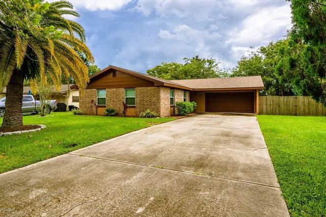 25 Arrowhead Circle, Ormond Beach, FL 32174 (MLS #1074988) :: Florida Life Real Estate Group