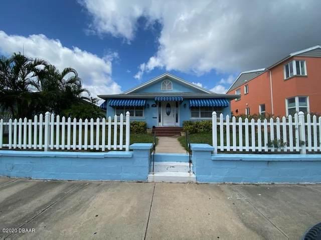 120 S Grandview Avenue, Daytona Beach, FL 32118 (MLS #1075096) :: Memory Hopkins Real Estate