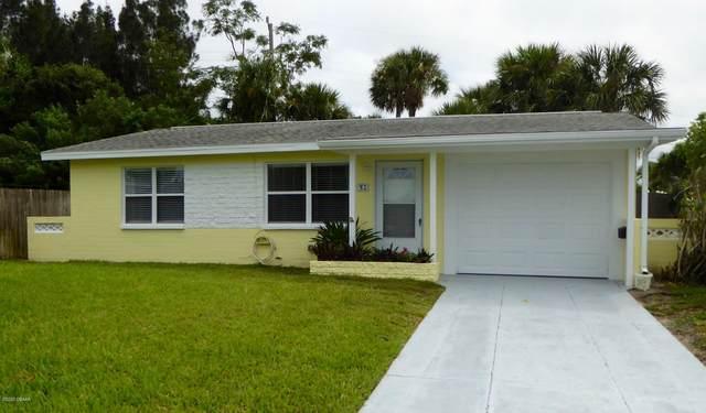 52 Sunny Shore Drive, Ormond Beach, FL 32176 (MLS #1075112) :: Memory Hopkins Real Estate
