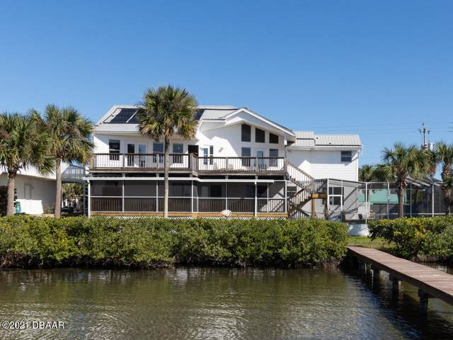 7010 Turtlemound Road, New Smyrna Beach, FL 32169 (MLS #1075436) :: NextHome At The Beach