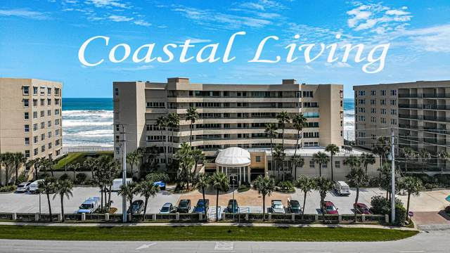 4545 S Atlantic Avenue #3605, Ponce Inlet, FL 32127 (MLS #1075984) :: Cook Group Luxury Real Estate