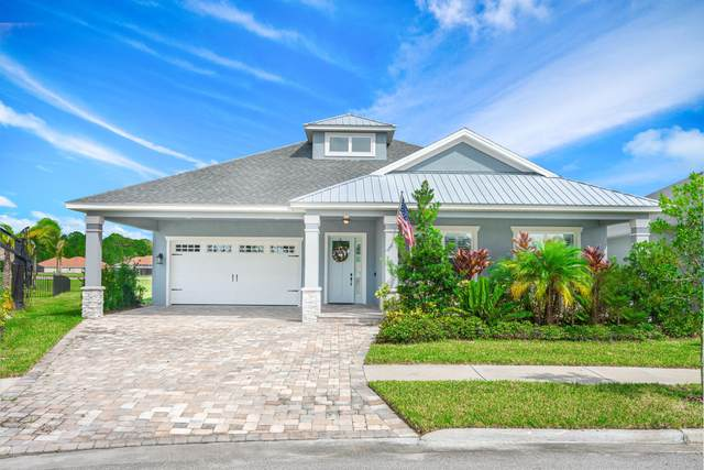 2944 Bella Flore Terrace, New Smyrna Beach, FL 32168 (MLS #1076011) :: Florida Life Real Estate Group