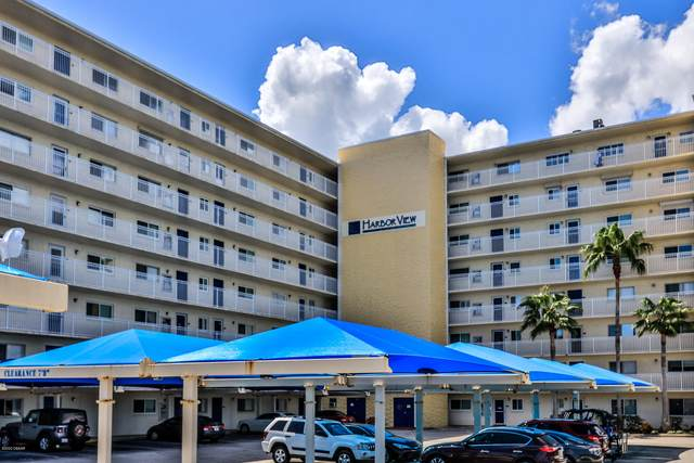 145 N Halifax Avenue #409, Daytona Beach, FL 32118 (MLS #1076013) :: Memory Hopkins Real Estate