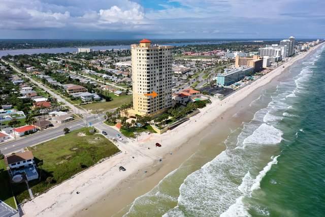 2300 N Atlantic Avenue #602, Daytona Beach, FL 32118 (MLS #1076579) :: Cook Group Luxury Real Estate