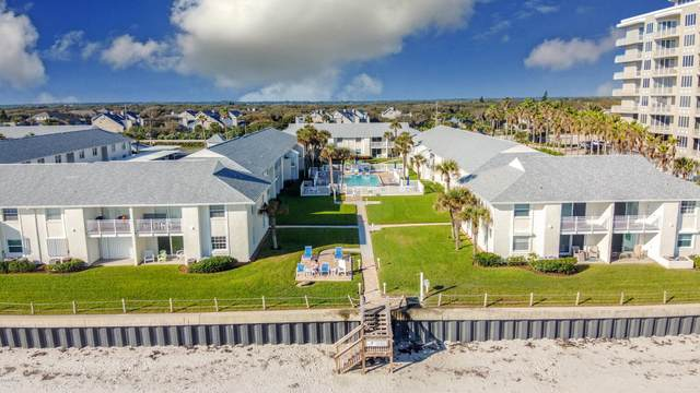 4225 S Atlantic Avenue #106, New Smyrna Beach, FL 32169 (MLS #1076586) :: Cook Group Luxury Real Estate