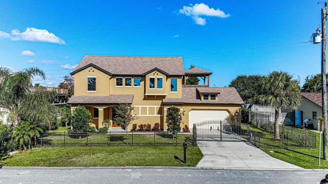 153 Ormond Shores Drive, Ormond Beach, FL 32176 (MLS #1076689) :: Cook Group Luxury Real Estate