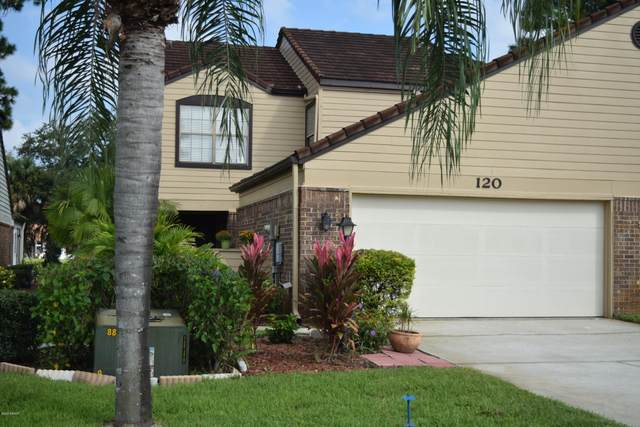 120 Palm Sparrow Court, Daytona Beach, FL 32119 (MLS #1076755) :: Cook Group Luxury Real Estate