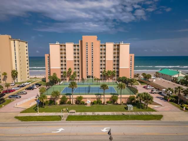 3831 S Atlantic Avenue #305, Daytona Beach Shores, FL 32118 (MLS #1076782) :: Cook Group Luxury Real Estate