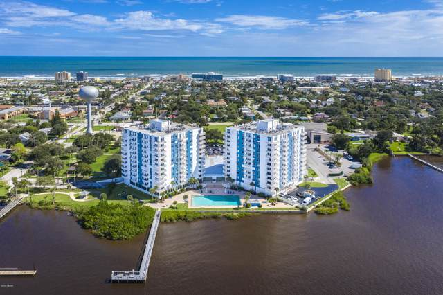 925 N Halifax Avenue #706, Daytona Beach, FL 32118 (MLS #1077039) :: Cook Group Luxury Real Estate