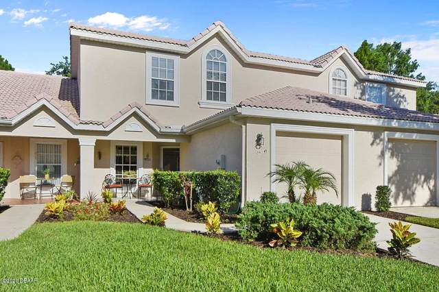 59 Golf Villa Drive, Port Orange, FL 32128 (MLS #1077180) :: Cook Group Luxury Real Estate