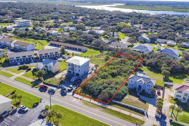 4778 S Atlantic Avenue, Ponce Inlet, FL 32127 (MLS #1077464) :: NextHome At The Beach