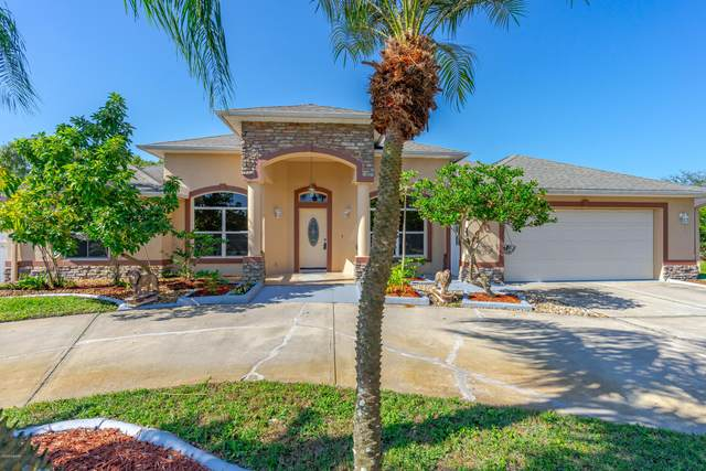 10 Canter Court, Ormond Beach, FL 32174 (MLS #1077738) :: Cook Group Luxury Real Estate