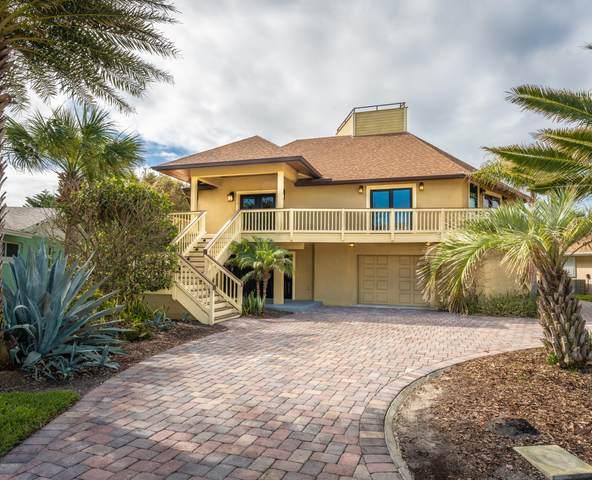 4640 S Atlantic Avenue, New Smyrna Beach, FL 32169 (MLS #1077932) :: NextHome At The Beach