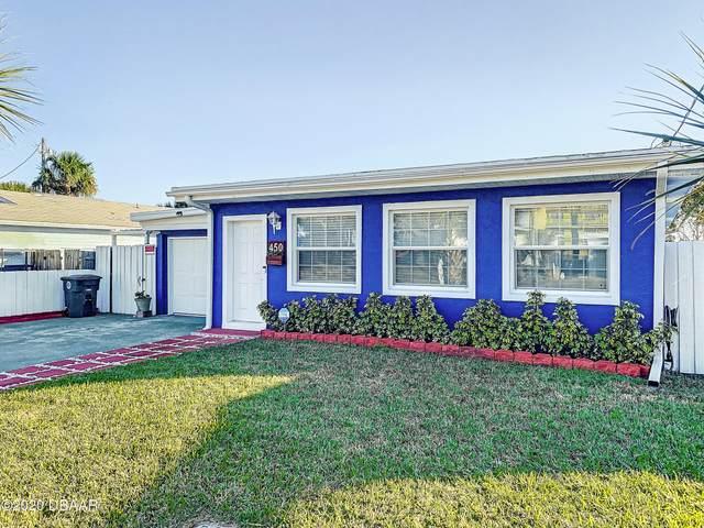 450 Zelda Boulevard, Daytona Beach, FL 32118 (MLS #1078510) :: NextHome At The Beach