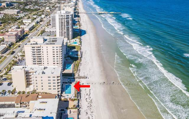 3801 S Atlantic Avenue #501, Daytona Beach Shores, FL 32118 (MLS #1078530) :: NextHome At The Beach