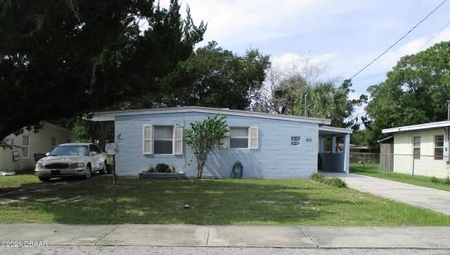 580 Berkshire Road, Daytona Beach, FL 32114 (MLS #1079174) :: NextHome At The Beach
