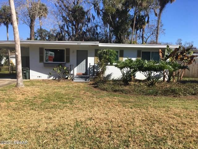 517 S Lanvale Avenue, Daytona Beach, FL 32114 (MLS #1079227) :: Cook Group Luxury Real Estate