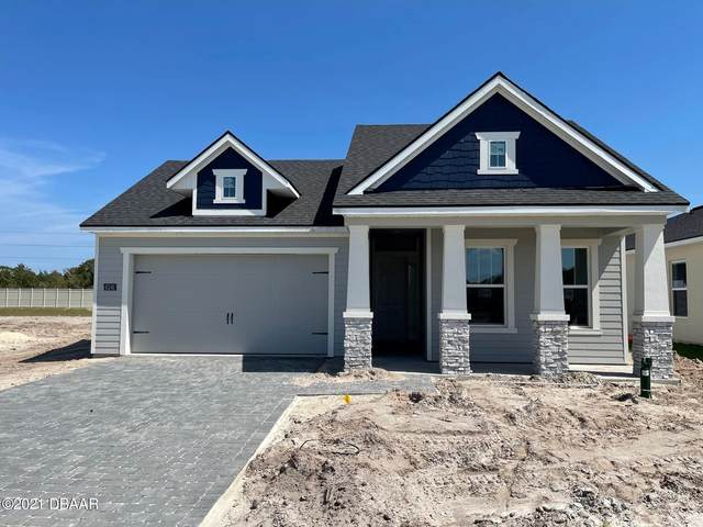 6241 Woodhaven Village Drive, Port Orange, FL 32128 (MLS #1079381) :: Florida Life Real Estate Group