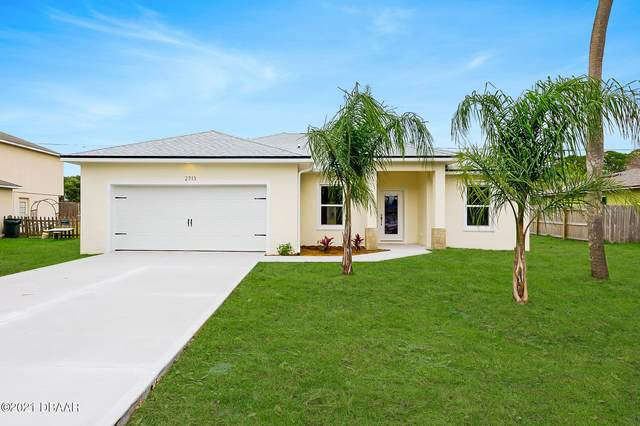 2713 Kumquat Drive, Edgewater, FL 32141 (MLS #1079450) :: NextHome At The Beach