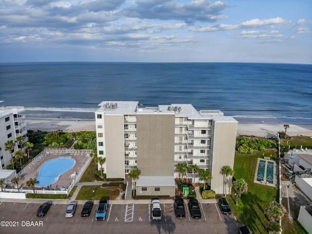5303 S Atlantic Avenue #680, New Smyrna Beach, FL 32169 (MLS #1079779) :: NextHome At The Beach