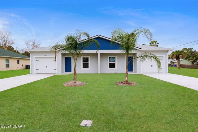 3104 India Palm Drive, Edgewater, FL 32141 (MLS #1079824) :: NextHome At The Beach