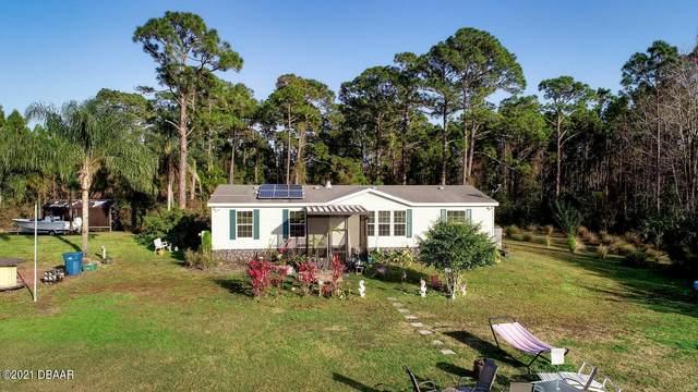 660 Triangle Lane, Oak Hill, FL 32759 (MLS #1080026) :: NextHome At The Beach