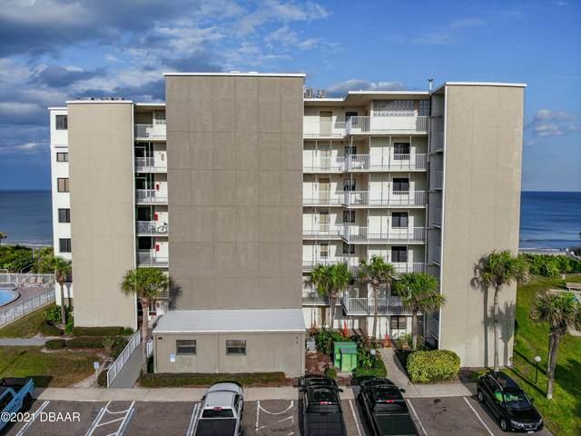 5301 S Atlantic Avenue #0340, New Smyrna Beach, FL 32169 (MLS #1080181) :: NextHome At The Beach