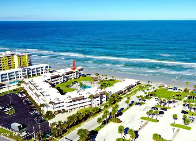 3663 S Atlantic Avenue 33D, New Smyrna Beach, FL 32169 (MLS #1080217) :: Florida Life Real Estate Group