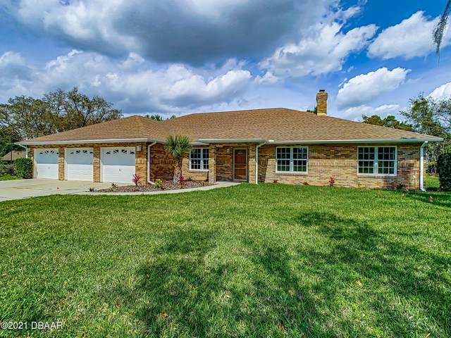 811 W Hensel Hill Road, Port Orange, FL 32127 (MLS #1080434) :: Cook Group Luxury Real Estate
