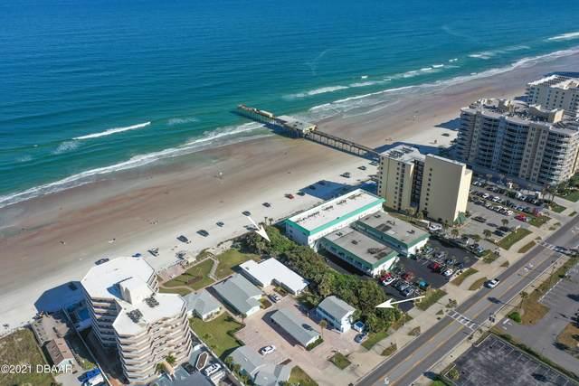 3637 S Atlantic Avenue, Daytona Beach Shores, FL 32118 (MLS #1080465) :: Florida Life Real Estate Group