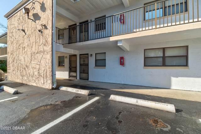 1508 Virginia Avenue 105A, Daytona Beach, FL 32114 (MLS #1080768) :: Florida Life Real Estate Group