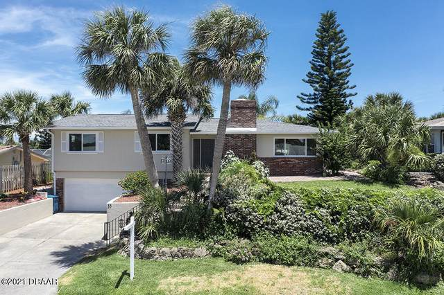 35 Silk Oaks Drive, Ormond Beach, FL 32176 (MLS #1081322) :: NextHome At The Beach II