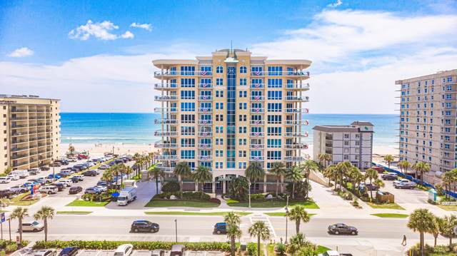 3703 S Atlantic Avenue #305, Daytona Beach Shores, FL 32118 (MLS #1081394) :: Florida Life Real Estate Group
