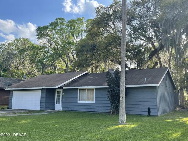 1016 W Indian Oaks, Holly Hill, FL 32117 (MLS #1081520) :: Cook Group Luxury Real Estate