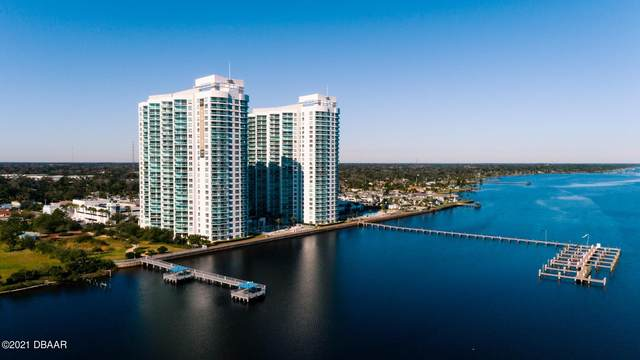 231 Riverside Drive 1903-1, Holly Hill, FL 32117 (MLS #1081946) :: NextHome At The Beach